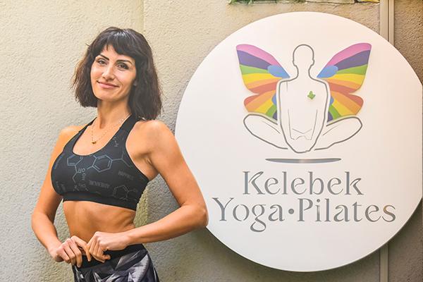 Gül Çidem-Pilates Eğitmeni