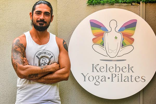 İlker Üzüm-Budokon Yoga Eğitmeni