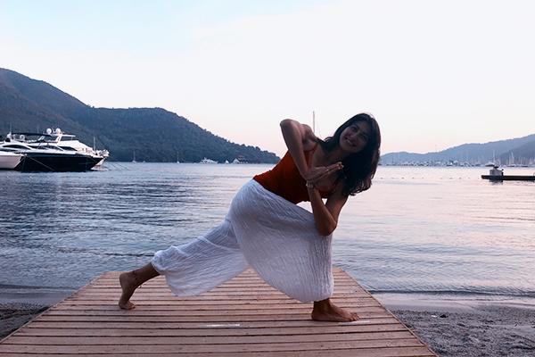 İlknur Demirci-Yogalates Eğitmeni
