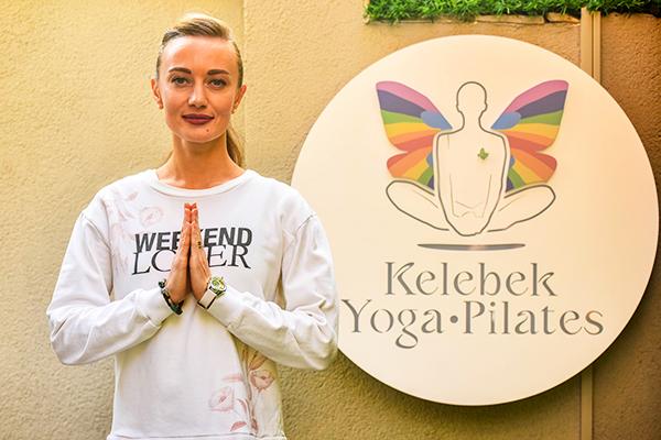 Inna Öksüz-Yoga ve Çocuk Yogası Eğitmeni