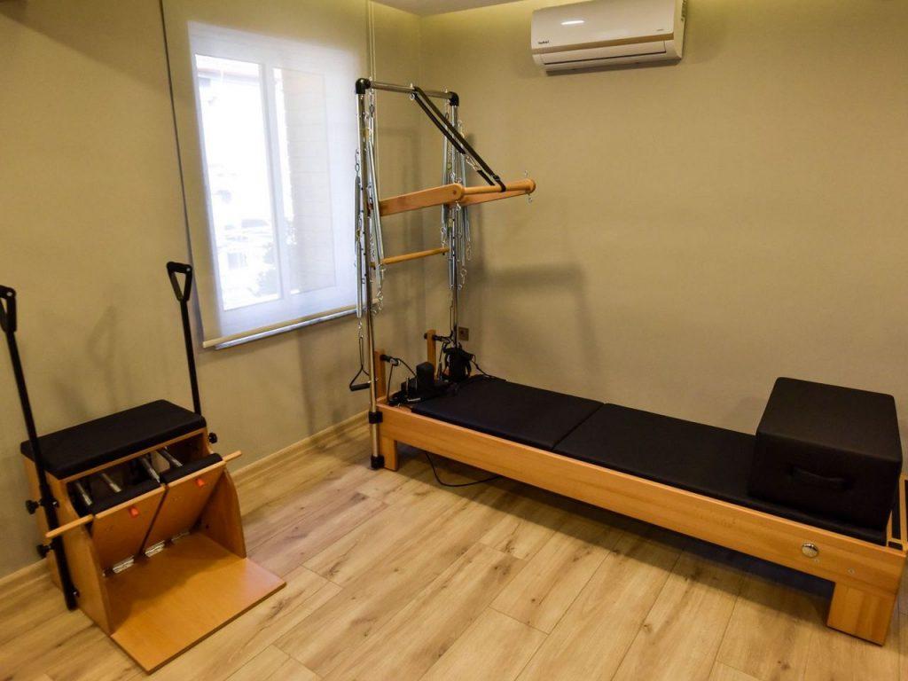 Marmaris Aletli Pilates Dersleri
