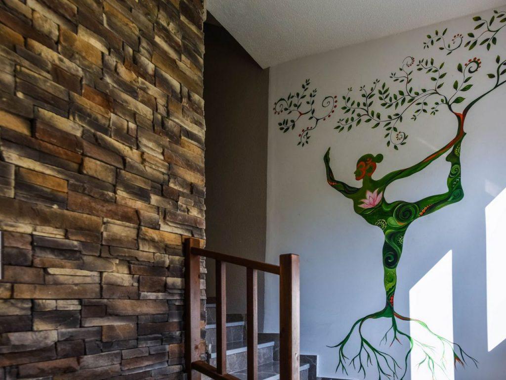Kelebek Yoga & Pilates Stüdyo Girişi