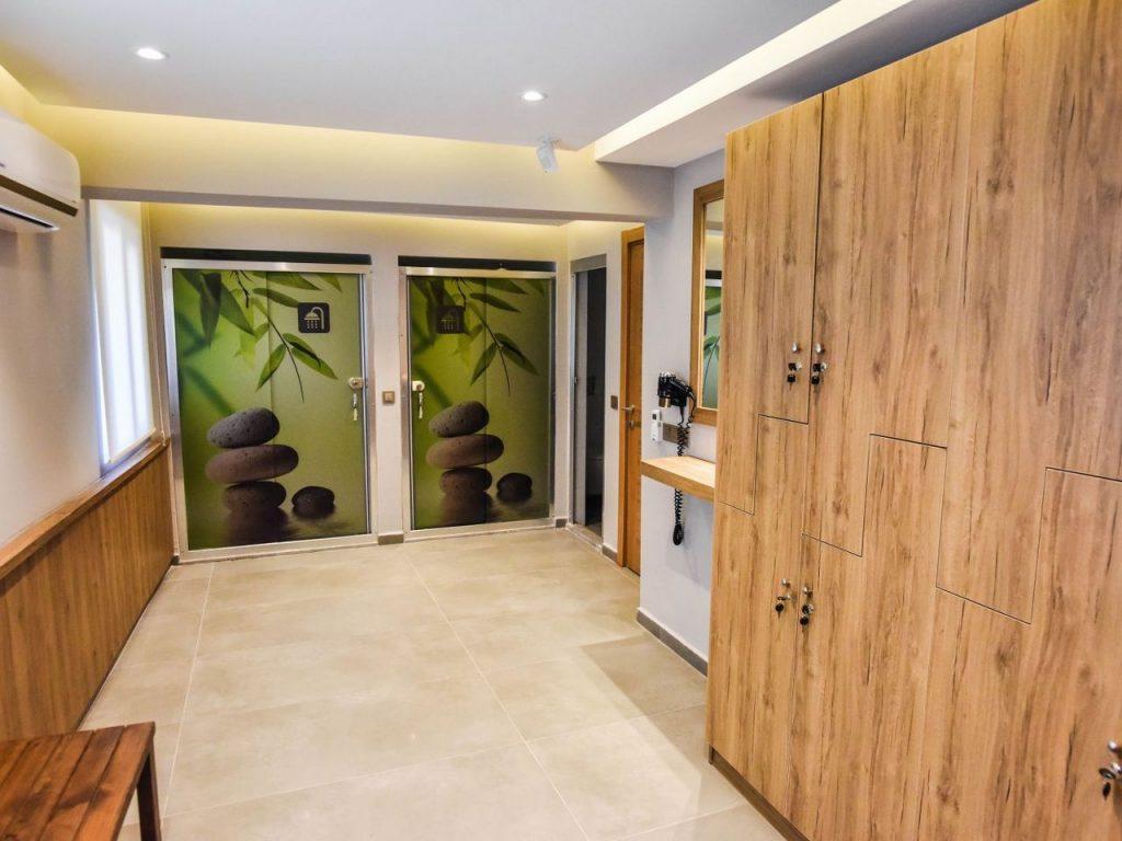 Kelebek Yoga & Pilates Soyunma Odaları
